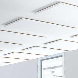 Acoustic elements ceiling absorber | Panneaux de plafond | AOS
