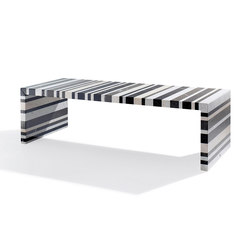 Barcode Table | 8030 | Dining tables | DRAENERT