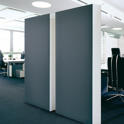 Acoustic elements cupboard back absorber | Paneles de pared | AOS