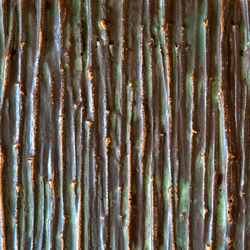 Patination | willow | Metal sheets / panels | VEROB