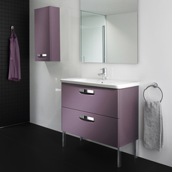 Vanity units-Wash basins-Wash basins-Unik The Gap - Basin + base unit-ROCA