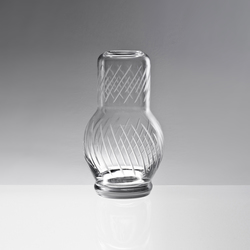 Reused History Cut Vase V1 | Vasen | PCM Design