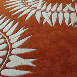 Botanica Kiri Autumn | Tappeti / Tappeti d'autore | Naja Utzon Popov