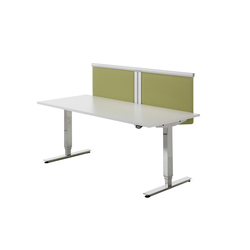 EFG Flow desk screen | Table dividers | EFG