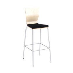 Graf high chair | Bar stools | EFG