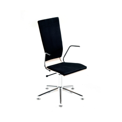 Graf high back, five star base | Conference chairs | EFG