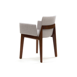 Ava 646 N | Visitors chairs / Side chairs | Capdell