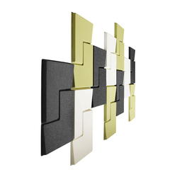 EFG pLay acoustic panels | Sistemas fonoabsorbentes de pared | EFG