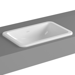 S20 Countertop basin, 55 cm | Lavabi | VitrA Bad