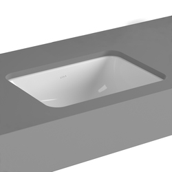 S20 Undercounter basin, 43 cm | Wash basins | VitrA Bad