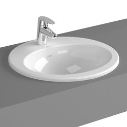 S20 Countertop basin, 48 cm, round | Wash basins | VitrA Bad