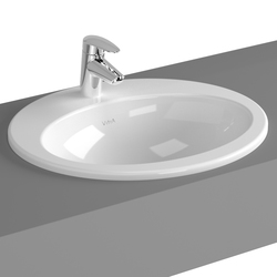 S20 Countertop basin, 53 cm, round | Wash basins | VitrA Bad