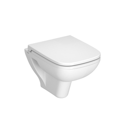 S20 Wall hung WC compact, 48 cm | Inodoros | VitrA Bad