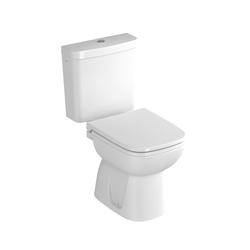 S20 Close couple WC combination, 64 cm | Rubinetteria WC | VitrA Bad