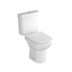 S20 Close couple WC combination, 64 cm | Inodoros | VitrA Bad