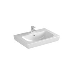 S20 Furniture washbasin, 65 cm | Lavabi / Lavandini | VitrA Bad