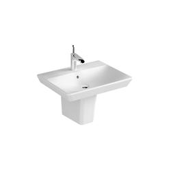 T4 Washbasin, 60 cm | Lavabos | VitrA Bad