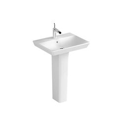 T4 Floor standing pedestal | Wash basins | VitrA Bad