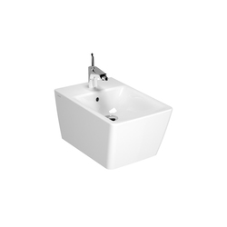 T4 Wall hung bidet | Bidet | VitrA Bad