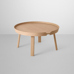 Around Coffee Table | large | Lounge tables | Muuto
