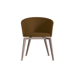 Moon Light 663MD4A | Visitors chairs / Side chairs | Capdell