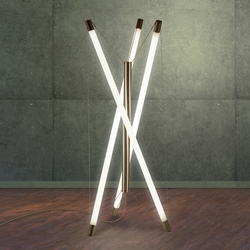 Light Structure T3 floor luminnaire | Free-standing lights | Archxx