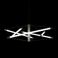 Light Structure T5 pendant | General lighting | Archxx