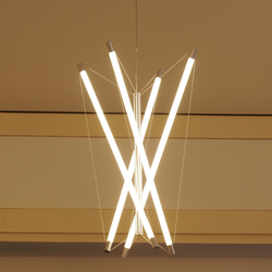 Light Structure T4 chandelier | Iluminación general | Archxx