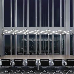Light Structure T3 table combination | Suspended lights | Archxx