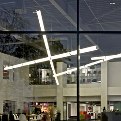 Linear XL Tube | Suspended lights | Archxx