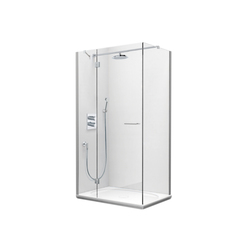 ILBAGNOALESSI One | Shower enclosure | Shower screens | Laufen