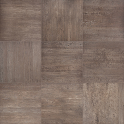 Wood² tobacco | Floor tiles | Refin
