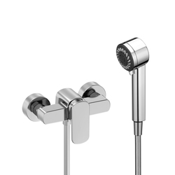 Lb3 | Shower single-lever mixer | Shower taps / mixers | Laufen