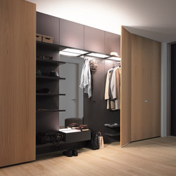 collect | Built-in wardrobes | interlübke
