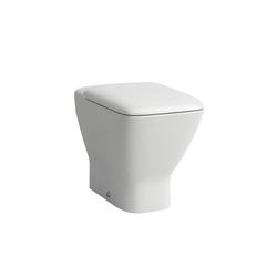 Palace | WC au sol | WCs | Laufen