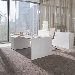 M - Desk | Bureaux individuels | Hund Möbelwerke