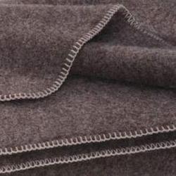Heidi Blanket murmel | Plaids / Blankets | Steiner