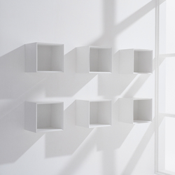 MQ shelves | Office shelving systems | Hund Möbelwerke