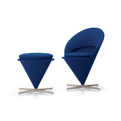 Cone Chair & Cone Stool | Chairs | Vitra