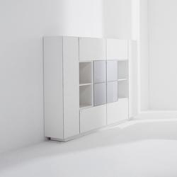 MQ wall systems | Cabinets | Hund Möbelwerke
