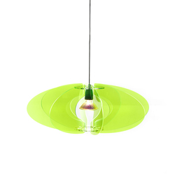 Blossom Pendant 65 Green neon 018 | General lighting | Bsweden