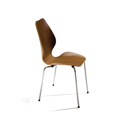 City Stuhl | Visitors chairs / Side chairs | Fora Form