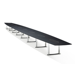Colonnade Table | Sistemi tavolo conferenza | Fora Form