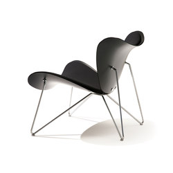 Copenhagen Chair | Poltrone lounge | Fora Form