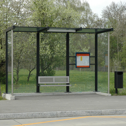 Bus Shelters | Bus stop shelters | BURRI