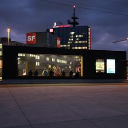 Tram Stop Infrastructure | Bus stop shelters | BURRI