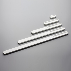 Linie 3 furniture handle | Coquilles encastrées | AMOS DESIGN