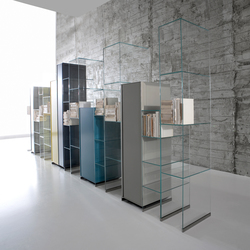 City | Shelving systems | antoniolupi