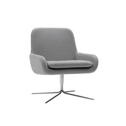 Coco Swivel | Lounge chairs | Softline A/S