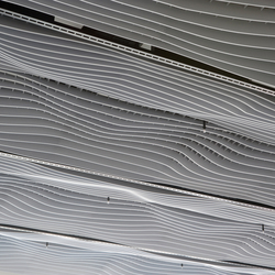 WAVE Acoustic absorber ceiling | Soffitti fonoassorbenti | Wave